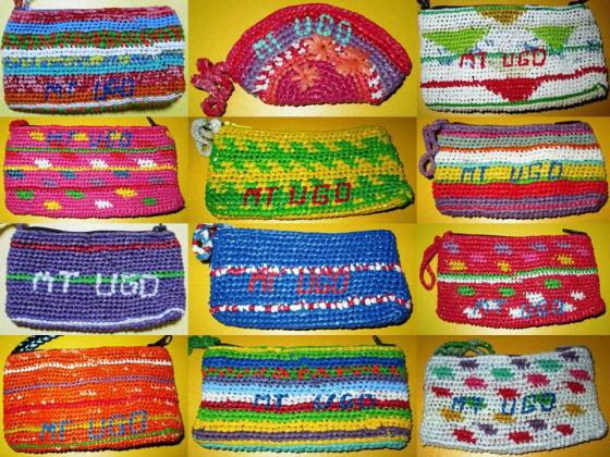 Beautiful pouches from Itogon