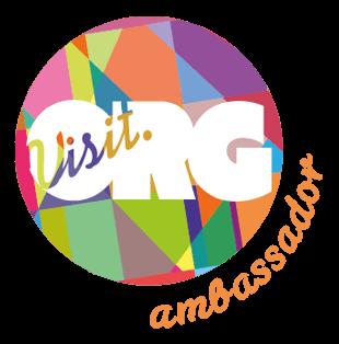 Visit.org Ambassador Badge